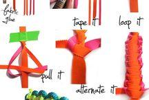 cool ways to make bracelets