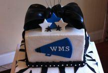 Cakes! / by Jennifer Kellogg-Spears