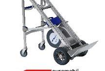 wózki transport