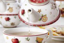 Teapots, Teacups, Tea-time