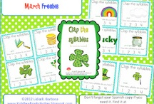 March Themes / by Cyndi Polisky