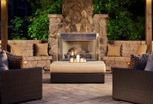 Backyard Common Areas / by Longfellow Design Build