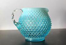 Vintage Glass / by Debbie Abrames