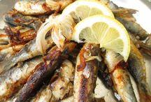 Fish and sea food / Fish dishes