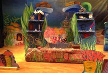 Tiyatro dekor