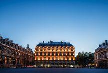 Hotel du Louvre, a Hyatt Hotel / In the heart of Paris since 1855.