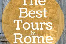Tur til Roma i okt-17
