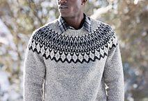 strikking for menn