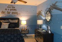 Hudson's Bedroom