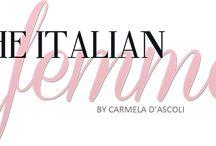 THE ITALIAN FEMME Blog