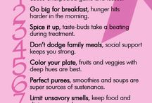 Dad- recipes and chemo tips
