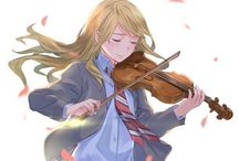 your lie in april music quote