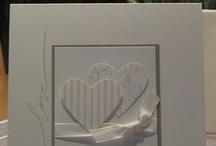 Karten Hochzeit/Hochzeitstag