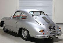 AC Cobra and Porshe 356 / New furniture cars