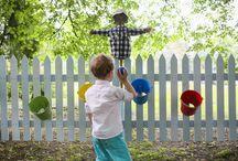 Игровые площадки.  Игры для детей на свежем воздухе. Детские игровые комплексы, игры для детей / Мы создаем уникальные детские площадки. Необычные игры, бизиборды и прочие занималки для детей. С удовольствием оформляем игровые зоны в кафе, семейных ресторанах и детских клубах. Игровые домики, деревянные замки, горки и лазилки, всевозможные настенные игры и многое другое.