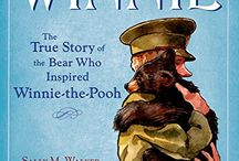 The Real Winnie the Pooh- A Canadian Black Bear WWI
