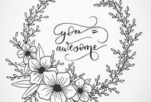 Inspiring Embroidery Pattern