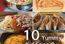 Little Chef Friendly / Make meals and snacks your smallest (but biggest) fans love. Kids are sure to love these recipes!