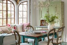 Dining Room / by Candace Kleinsasser
