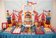 Circus/Carnival party ideas