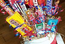 Candy Arrangements / by Macae Brandt McKinley