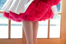 Lovely tulle