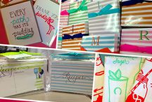 Cute Buttons Gift and Paper Boutique / Cute Buttons Gift and Paper Boutique is more than your local favorite invitation, stationery and gift boutique. They believe in the art of letter writing and that nothing beats a pretty box of personalized stationery.   http://www.ShopCuteButtons.com