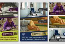 Pető Intézet / kreatív tervezés, layout, dizájn, adománygyűjtő kampány, médiatervezés