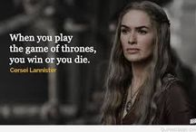 Game of thrones / Angry dragon, sad lone wolves, greedy lions and more