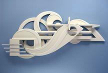 3D Art and Sculpture