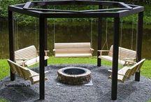 Outdoor Design: Piscine e Giardini / Piscine, giardino, giardinaggio, fiori, piante, vita all'aria aperta.