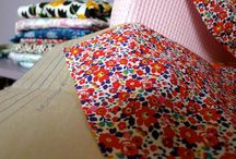 Favourite Fabrics / These are some of the fabrics I've loved working with - or dream of working with. / by Did You Make That