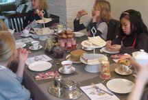 """Dametjes&Heertjes Tea / Dametjes&Heertjes Tea verzorgt door """"De Keuken van Tante Cornelia"""""""