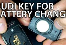 Car remote battery change / Tutorials for changing your key fob #battery.