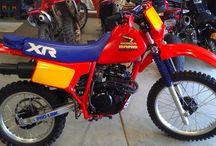 1984-85Honda XR 200RF