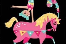 koník a baletka