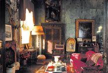 History Of Interior Design / Furniture | Textiles | Lighting | Decor | Colors / by Lauren Turner