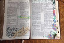 Matthew Bible Journaling