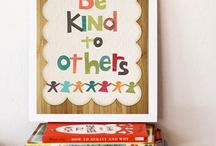 Kid's Room / decor for kids spaces / by Sandra De Majano