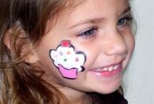 Face painting / by Michelle Kile Hamilton