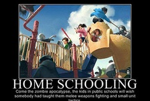 homeschooling / by Ruthanne Riley