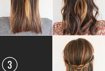 hair / by Stephanie Padilla