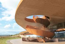 Wineries designed by architects