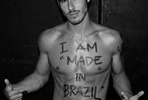 Brazil / by Renata .