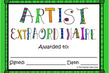 art - awards