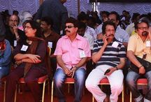 South Indian Film Artists hunger strike against Srilankan issue