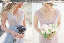 Bridesmaids colors & ideas