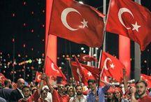 Türkün Gücü milletin zaferi 15 Temmuz