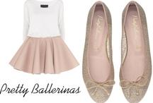 Pretty Balerinas
