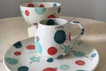 Keramika. Das Malstudio